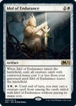 Idol of Endurance - Core Set 2021 - Rare