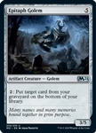 Epitaph Golem - Core Set 2021 - Uncommon