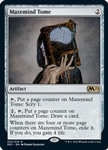 Mazemind Tome - Core Set 2021 - Rare