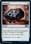 Meteorite - Core Set 2021 - Uncommon