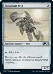Palladium Myr - Core Set 2021 - Uncommon