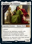 Mangara, the Diplomat - Core Set 2021 - Mythinc Rare