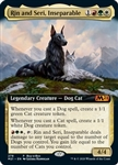 Rin and Seri, Inseparable - Magic 2021 Core Set Collector Boosters - Mythinc Rare