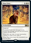 Nine Lives - Core Set 2021 - Rare