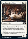 Rambunctious Mutt - Core Set 2021 - Common