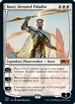 Basri, Devoted Paladin - Core Set 2021 - Mythinc Rare