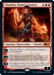 Chandra, Flame's Catalyst - Core Set 2021 - Mythinc Rare