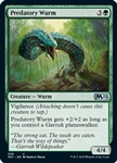 Predatory Wurm - Core Set 2021 - Uncommon
