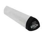 Monster Protectors Playmat Tube - Clear with Black Lid
