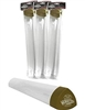 Monster Protectors Playmat Tube - Clear with Gold Lid