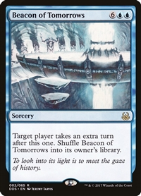 Beacon of Tomorrows - Duel Decks: Mind vs. Might - Rare