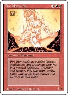 Fire Elemental - Revised Edition - Uncommon
