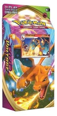 Sword & Shield Vivid Voltage Theme Deck - Charizard