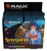 Strixhaven Collector Booster Box
