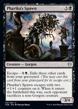 Pharika's Spawn - Theros Beyond Death - Uncommon