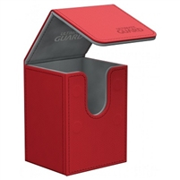 Ultimate Guard Flip Deck Case Xenoskin - Red