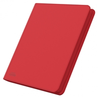 Ultimate Guard Quadrow Zipfolio Zenoskin - Red
