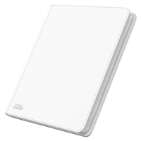 Ultimate Guard Quadrow Zipfolio Zenoskin - White