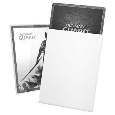 Ultimate Guard Katana Sleeves (100) - White