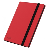 Ultimate Guard Flexxfolio Xenoskin 9 Pocket - Red
