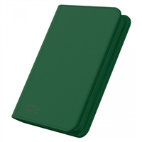 Ultimate Guard Zipfolio Xenoskin 8 Pocket - Green