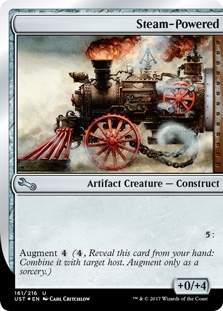 Steam-Powered - Unstable - Uncommon
