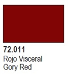 Game Color 17ml - Gory Red