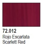 Game Color 17ml - Scarlett Red