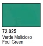 Game Color 17ml - Foul Green