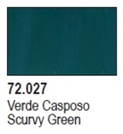 Game Color 17ml - Scurvy Green