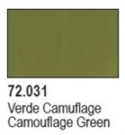 Game Color 17ml - Camouflage Green