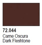 Game Color 17ml - Dark Fleshtone