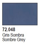Game Color 17ml - Sombre Grey