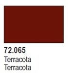 Game Color 17ml - Terracotta