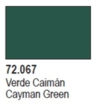 Game Color 17ml - Cayman Green