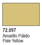 Game Color 17ml - Pale Yellow