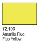 Game Color 17ml - Fluo Yellow