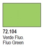Game Color 17ml - Fluo Green