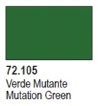 Game Color 17ml - Mutation Green