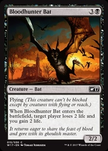 Bloodhunter Bat - Welcome Deck 2017 - Common