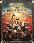 Dungeons & Dragons Lords of Waterdeep Board Game