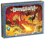 Dungeons & Dragons Dungeon! Fantasy Board Game