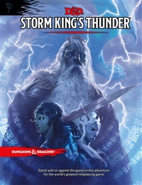 Dungeons & Dragons 5th Storm King's Thunder