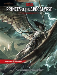 Dungeons & Dragons 5th Princes of the Apocalypse