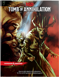 Dungeons & Dragons 5th Tomb of Annihilation