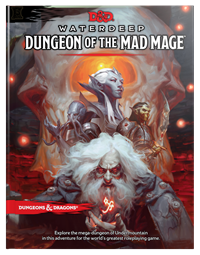Dungeons & Dragons 5th Waterdeep: Dungeon of the Mad Mage