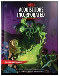 Dungeons & Dragons 5th Acquisitions Incorporated