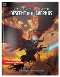 Dungeons & Dragons 5th Baldur's Gate: Descent into Avernus