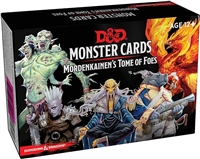 Dungeons & Dragons 5th Monster Cards: Mordenkainen's Tome of Foes