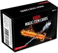 Dungeons & Dragons 5th Magic Item Cards